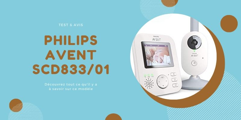 Philips Avent SCD833-01 avis test